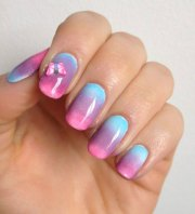 easy & cute summer nail art