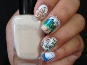 summer nail art design & ideas