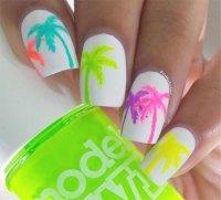 15 Neon summer Nail Art Designs & Ideas 2016   Fabulous ...