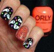 halloween nails art design