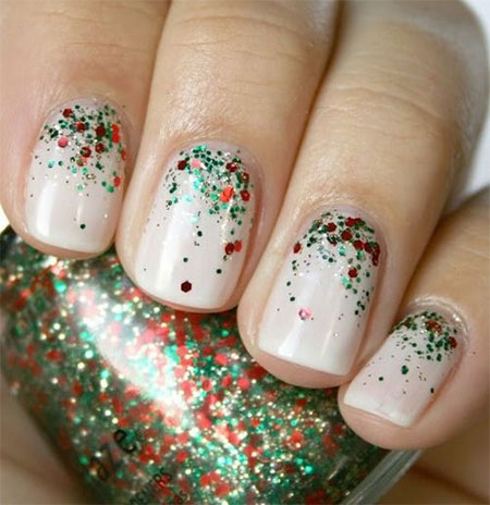 How To Make Christmas Nail Art Designs Best Models 2016