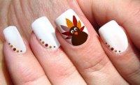 30+ Best Thanksgiving Nails Art Designs & Ideas 2016 ...