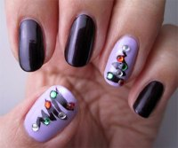 15 Christmas 3d Nail Art Designs & Ideas 2016 | Holiday ...