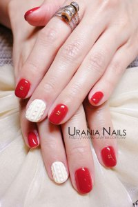 15 Winter Gel Nails Art Designs & Ideas 2016 | Fabulous ...