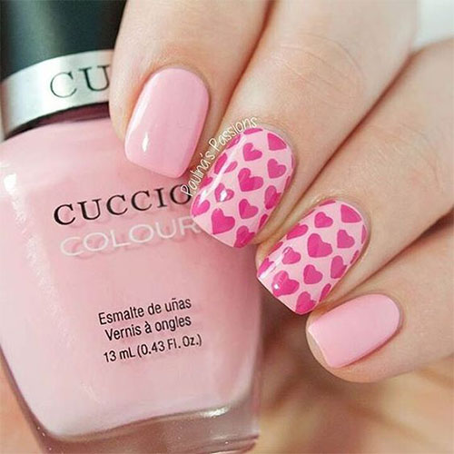 Valentine S Day Nail Art Designs Ideas 2017 Collection