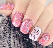 easter acrylic nails art design
