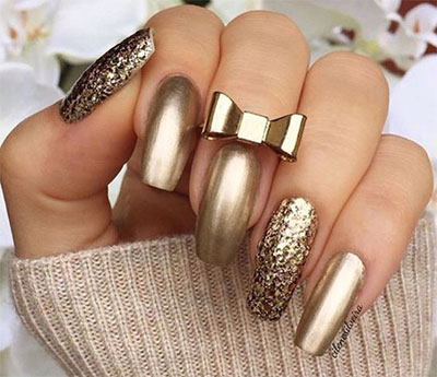 Latest Geous Erfly Nailart Collection For Eid 2016 2017