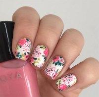 15+ Pink Floral Nail Art Designs & Ideas 2017 | Spring ...