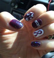 mother's day nails art