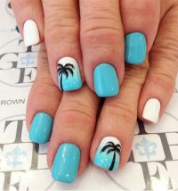 15+ Simple & Easy Summer Nails Art Designs & Ideas 2017 ...