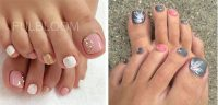 Fall Nail Designs For Toes - Nail Ftempo