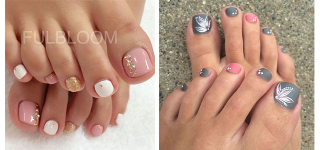 Autumn Toe Nail Art Designs Ideas 2017 Fall Nails Fabulous