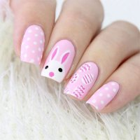 18+ Simple & Easy Easter Nails Art Designs & Ideas 2018 ...