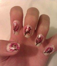 15 Autumn Gel Nail Art Designs & Ideas 2018   Fall Nails ...