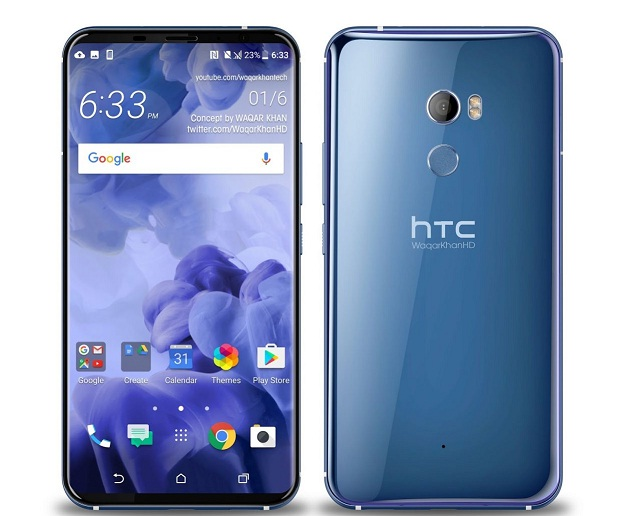 HTC 11 Smartphone Feature