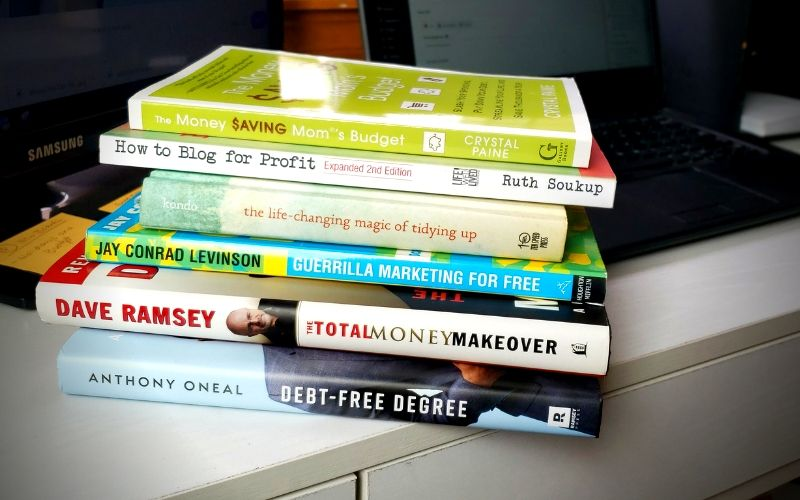Money Saving Books Every Stay At Home Mom Needs To Read   Frugal Fun Mom