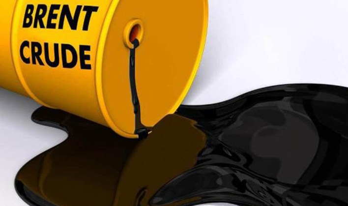Brent crude closes at $41, hitting a three-month high.  Brent crude gained to settle at $41.91. Earlier, it had hit a session peak of $42.45, its highest point