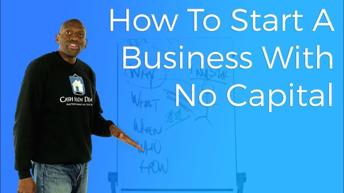 BUSINESSES TO BEGIN WITH LITTLE OR NO CAPITAL