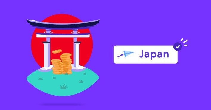 How to transfer money to Japan