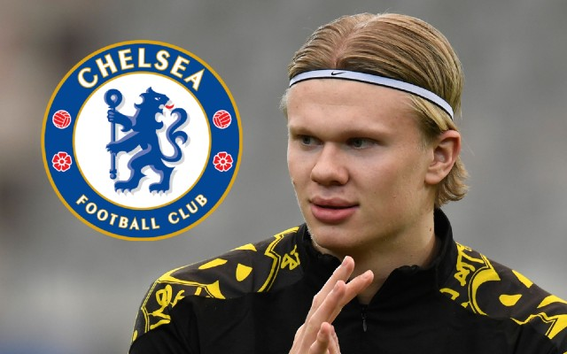 Chelsea set to launch £130m bid for world-class striker following Abramovich approval