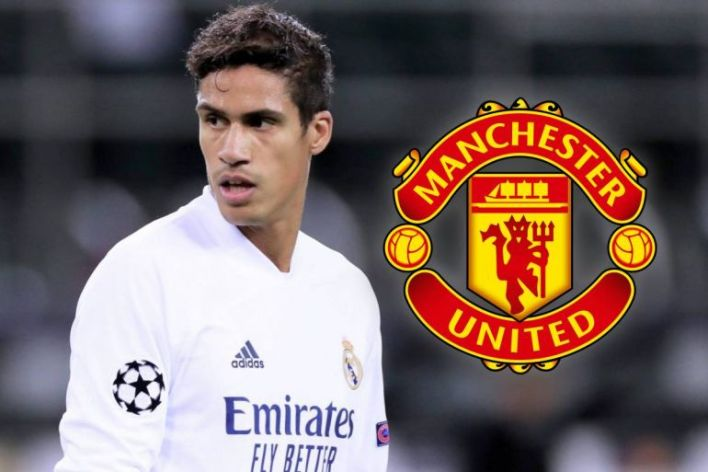Man United and Real Madrid open talks over possible transfer of elite defender