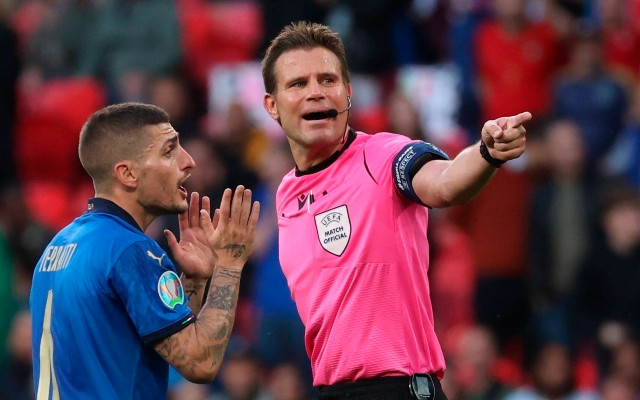 Mark Halsey column We never hear from Mike Riley and referee performance levels will be scrutinised after Euro 2020 success