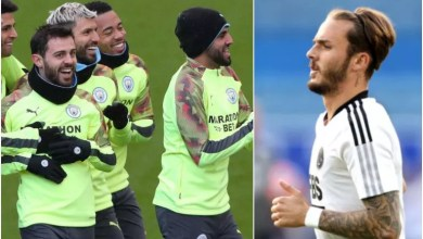 Arsenal in 'pole position' to sign world class James Maddison alternative