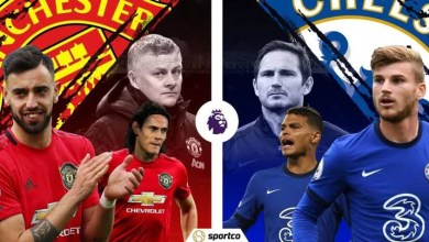 Chelsea Vs Manchester United First 8 Premier League Fixtures Of The Season