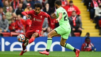 LiV 1-1 ATH Fans Praise Liverpool Star After A Brilliant Performance In Today's Match.