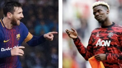 Lionel Messi's proposed move to PSG would end club's pursuit of Man United midfielder