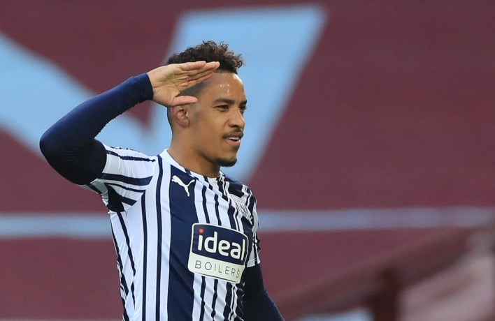 MATHEUS PEREIRA DELIVERS PASSIONATE MESSAGE ON HIS FUTURE AT WEST BROM