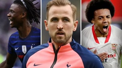 Ten major Premier League transfers that could still happen this summer… with total spending set to soar past £1bn