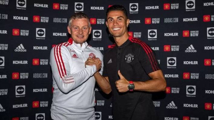 """Pundit tips Cristiano Ronaldo to become """"Manchester United manager in 18 months"""""""