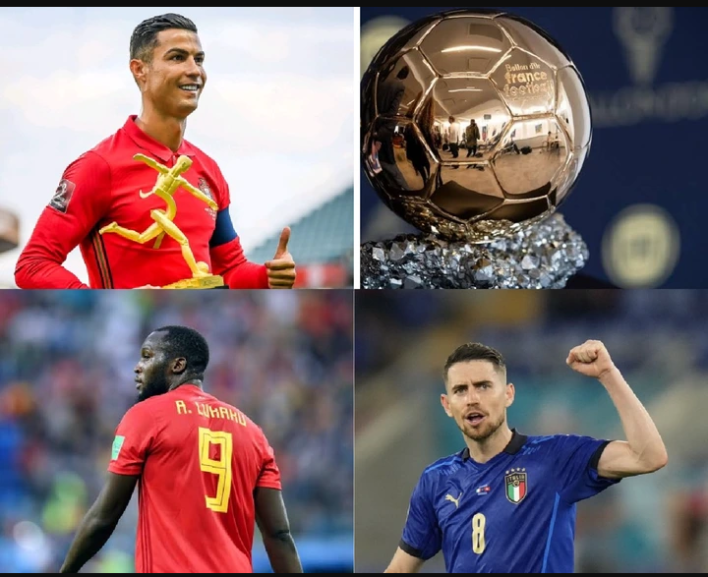 Ranking The Top 10 Ballon dOr Contenders Based On Their Performance At The WC Qualifiers