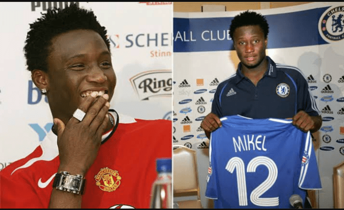 Four Players Who Joined Chelsea Despite Agreeing To Sign For Man United
