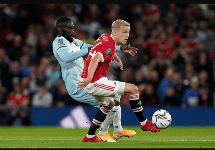 Two Ways Manchester United Could Line Up Against Aston Villa