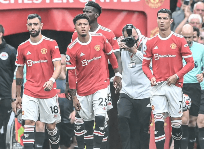 Cristiano Ronaldo fires blank as Man United suffered a back-to-back home defeat in all competitions