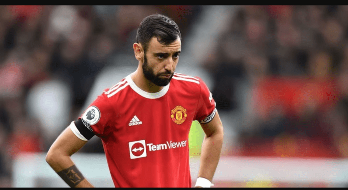 EPL: See What Bruno Fernandes Said After Man Utd Dropped Points Against Everton