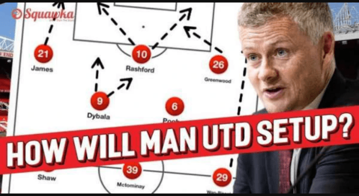 Solskjaer's planned tactical switch that may revive United's Title Hope