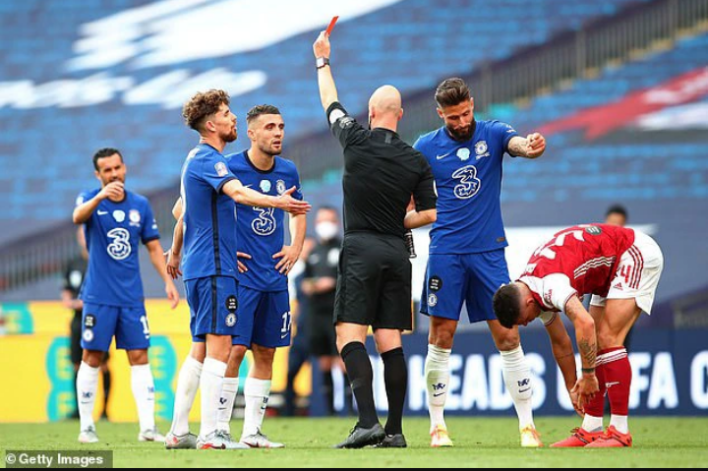 """"""" They Hate us """" Chelsea Fans React After English FA Appointed This Ref to Referee Their Next Match"""