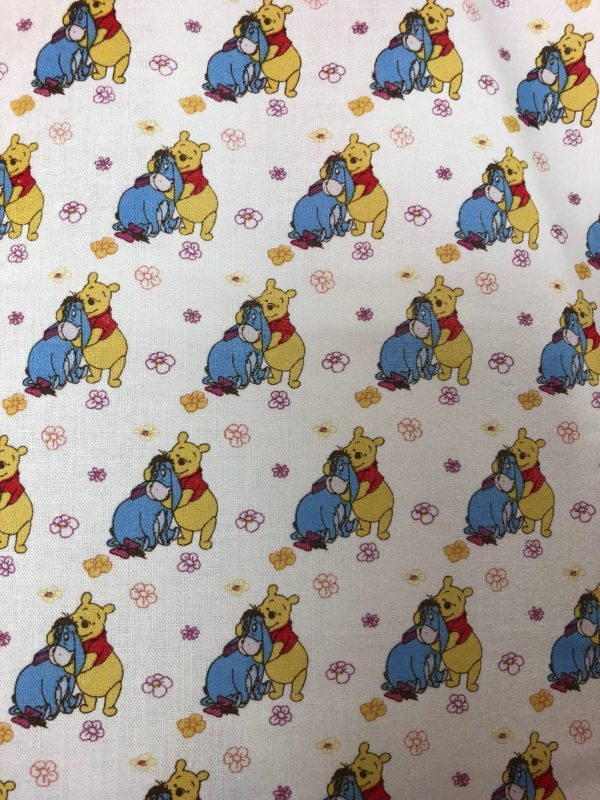 Winnie Pooh And Eeyore Fabric Direct Online