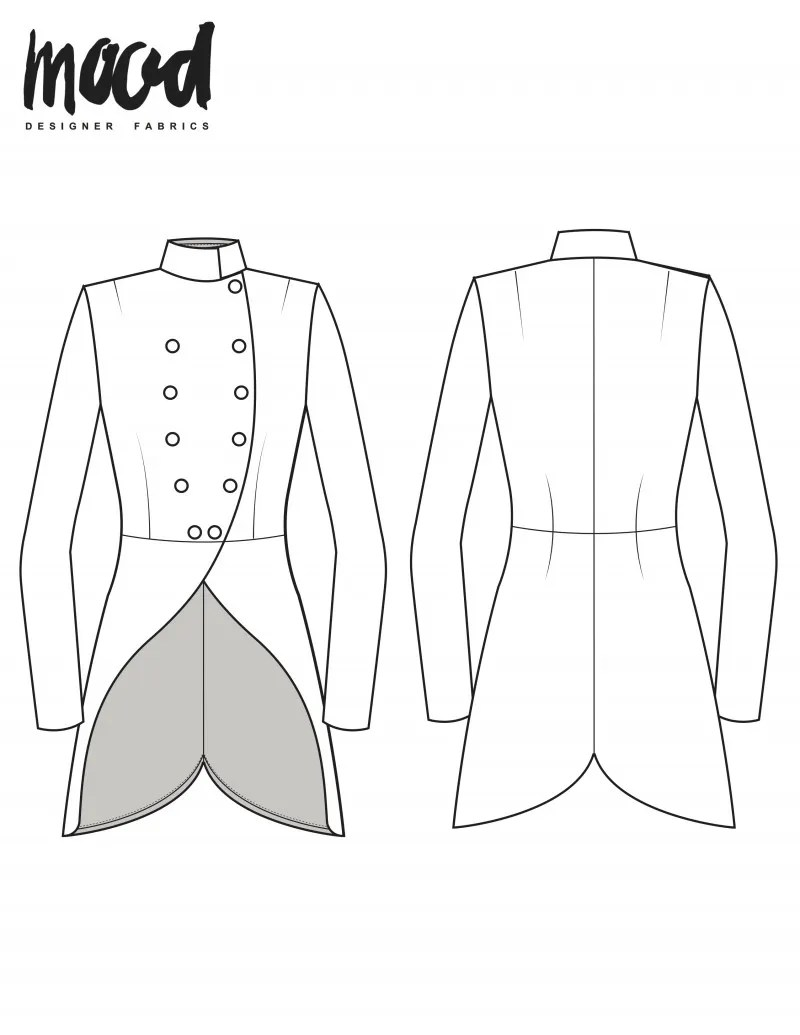 Jacket Patterns Free : jacket, patterns, تعرف, كرايستشيرش, الأبعد, Jacket, Sewing, Patterns, Outofstepwineco.com