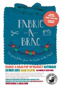 Fabric-a-brac Sydney 2013