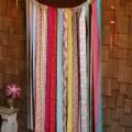 Fabric strip curtains myideasbedroom com