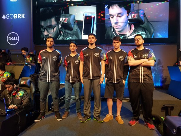 Decidido os primeiros classificados para os playoffs da Pro League
