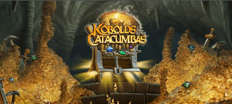 Kobolds e Catacumbas nova expansão de Hearthstone