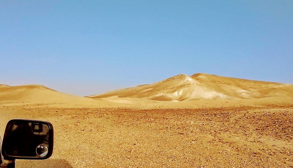 Scrisori către un prieten - Cântecul deșertului