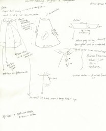 Notes from study of uniform cape