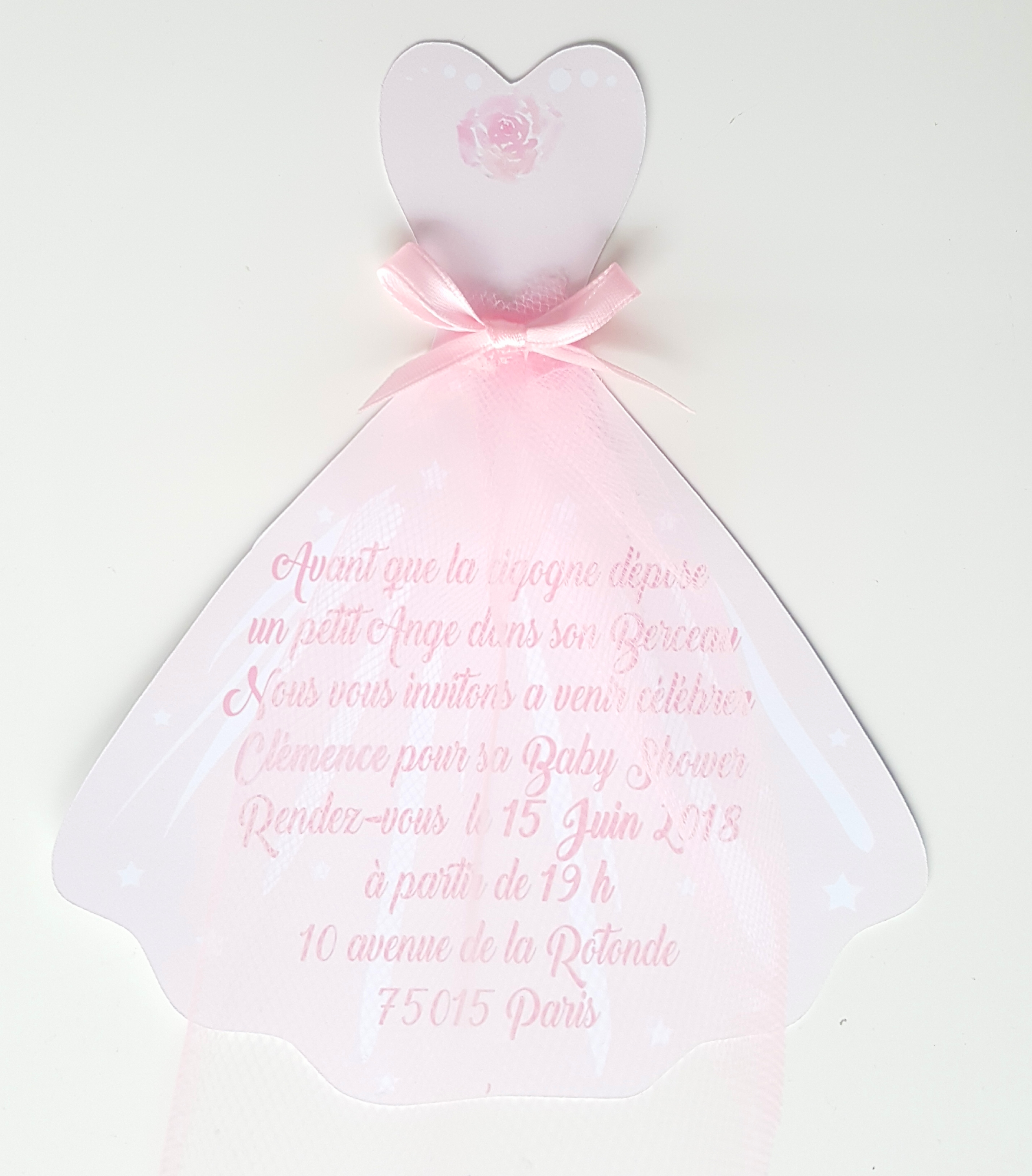 invitations anniversaire princesse
