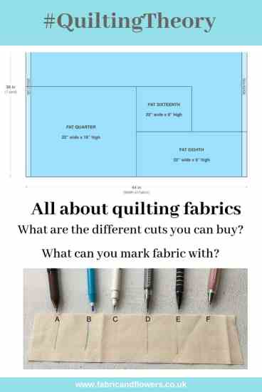 #QuiltingTheory - learn everything you need to know to begin quilting and grow your skills by fabricandflowers | Sonia Spence